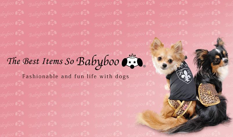 babybooペット用品のブランド